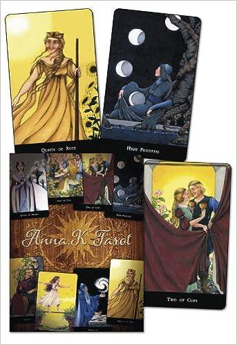 Anna K Tarot: Anna  K: 9780738735726: Amazon com: Books
