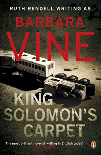 King Solomon's Carpet: Psychological Thriller