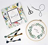 Thread Folk: A Modern Makers Book of Embroidery