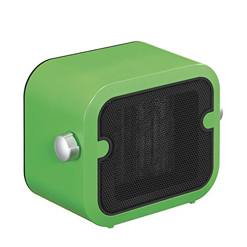 Twin star sh 003 grn space heaters small green - Best small space heaters reviews concept ...