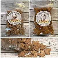 Cat Treats - Hand Cut - 2 flavors - 2 bags per order