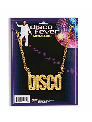 Forum Novelties Unisex Disco Necklace]()