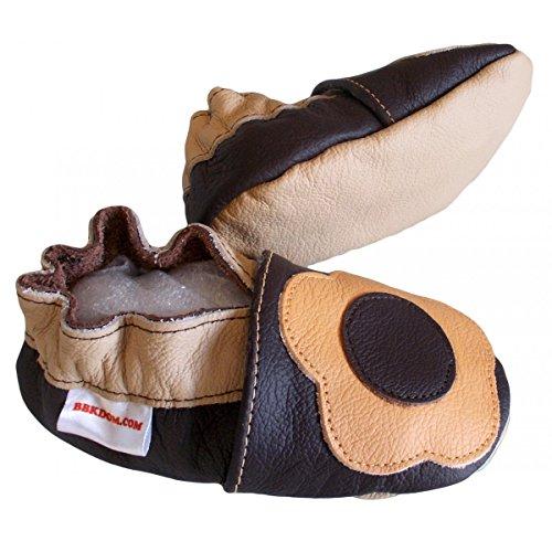 «diseño» zapatillas piel sintética flexible. bbkdom & Chic-Soft Varios Colores - multicolor