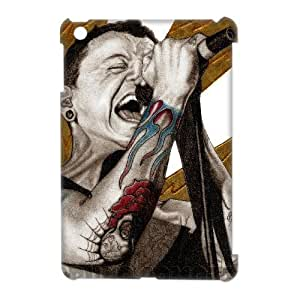 C-EUR Linkin Park Pattern 3D Case for iPad Mini