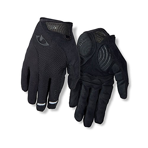 (Giro Strade Dure SG LF Cycling Gloves Black Large)