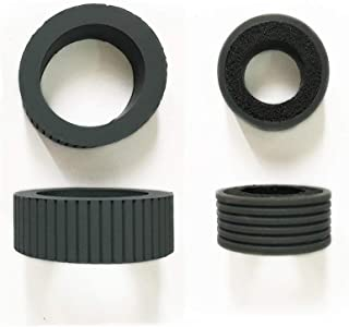 Printer Parts Scanner Brake and Pickup Roller Tire for Fujitsu 6130 6140 6230 6240 fi-6130 fi-6140 fi-6230 fi-6240 PA03540-0001 PA03540-0002