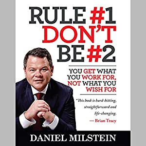 Rule #1 Don't Be #2 Audiobook
