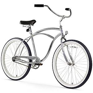Firmstrong Urban Men's Alloy 26 Single Speed Beach Cruiser Bike