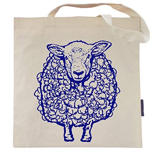 Lexi the Sheep Tote Bag by Pet Studio -