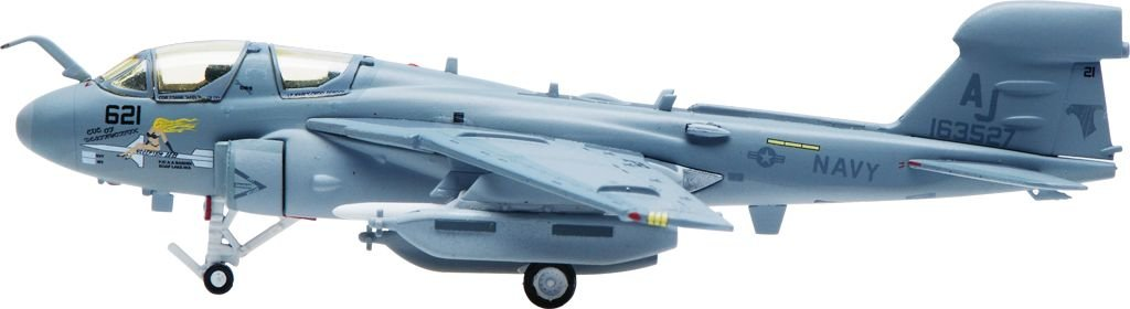 EA-6B Scale 1:200 US Navy VAQ-141