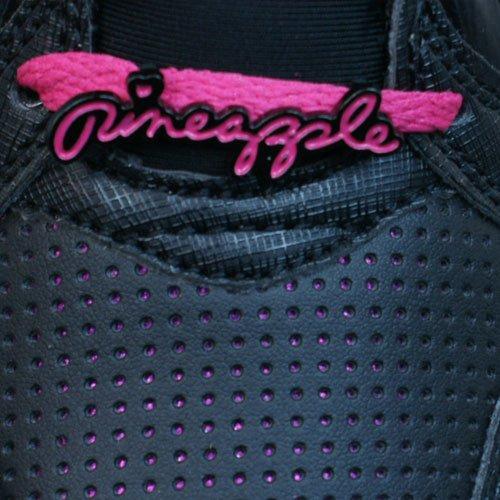 Pineapple Turnschuhe der Frauen Black
