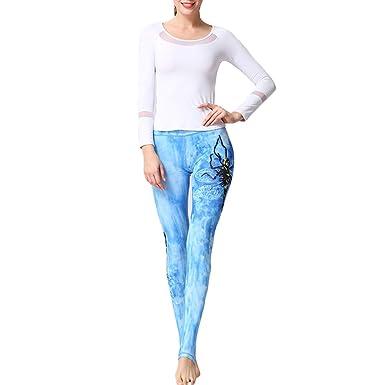 Kanggest.Mujer Pantalones Yoga Mallas Deportivas Mujer ...
