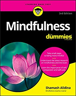 Book Cover: Mindfulness For Dummies