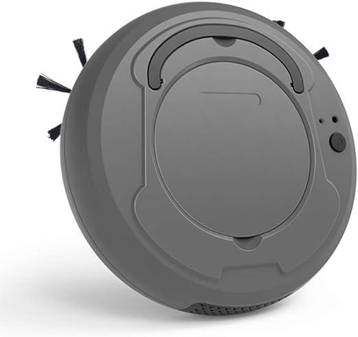 WNTHBJ Robot de Barrido, mop Barrido Perezoso, hogar Aspirador Inteligente: Amazon.es: Hogar
