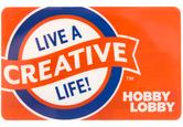 Gift Cards | Hobby Lobby