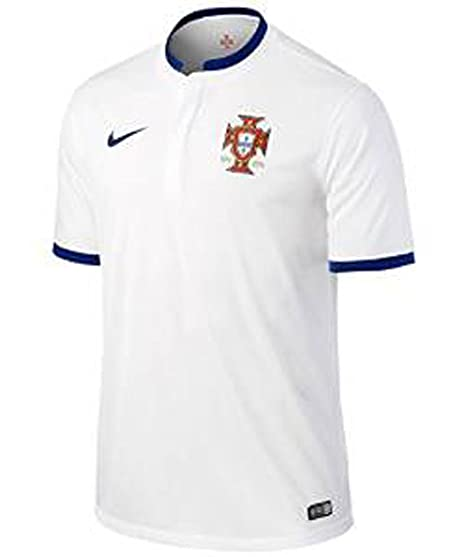 64dd19dc9 Amazon.com: NIKE Portugal Away Jersey 2014 World Cup: Clothing