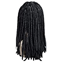 DAYISS Dreadlocks African Fashion Long Wavy Curly Single Piece Non-mainstream Wig
