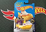 Hot Wheels 2016 HW Screen Time No. 225/250 1:64 Scaled The Beatles Yellow Submarine