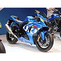 Blue White Green Injection Fairing Kit for 2009-2015 Suzuki GSXR GSX-R 1000