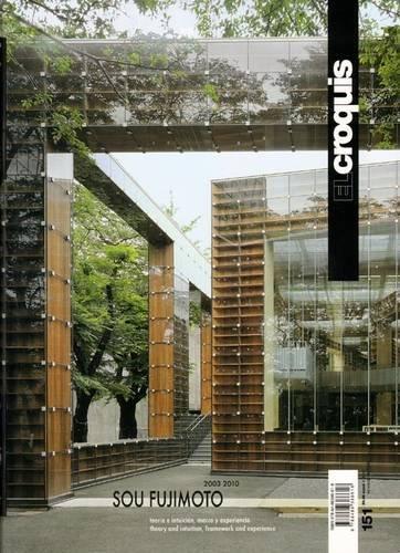 Descargar Libro Sou Fujimoto 2003-2010. Ediz. Inglese E Spagnola: Croquis 151 - Sou Fujimoto Aa.vv.