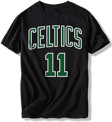 Celtics De Los Hombres Retro Camisetas De Baloncesto Ropa De ...