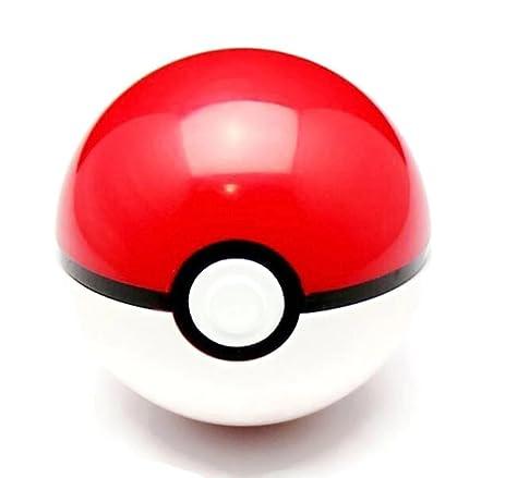 25quot Pokemon Pop Open Poke Ball Plus Yellow Pikachu Plastic Minifigure Collectible Toys