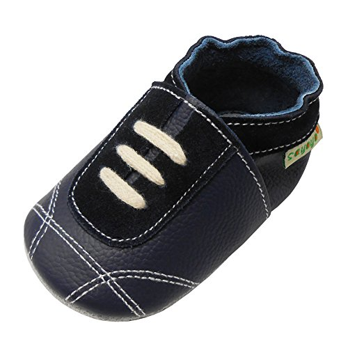 Sayoyo Lowest Best Baby Soft Sole Prewalkers Baby Toddler Shoes Cattle Cashmere Grey Shoes