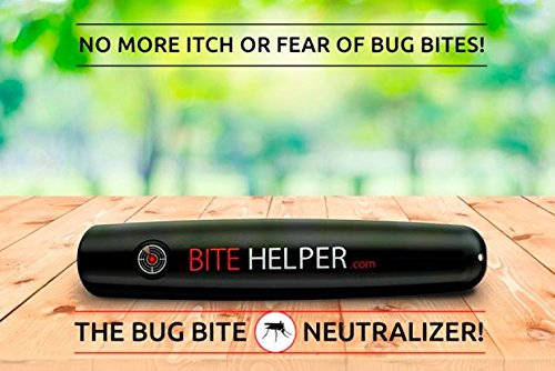 Mosquito Bug Itch Reliever Bite Helper Itching Relieve Pen by JuiciaTrendz