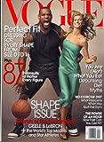 Vogue, April 2008 Issue