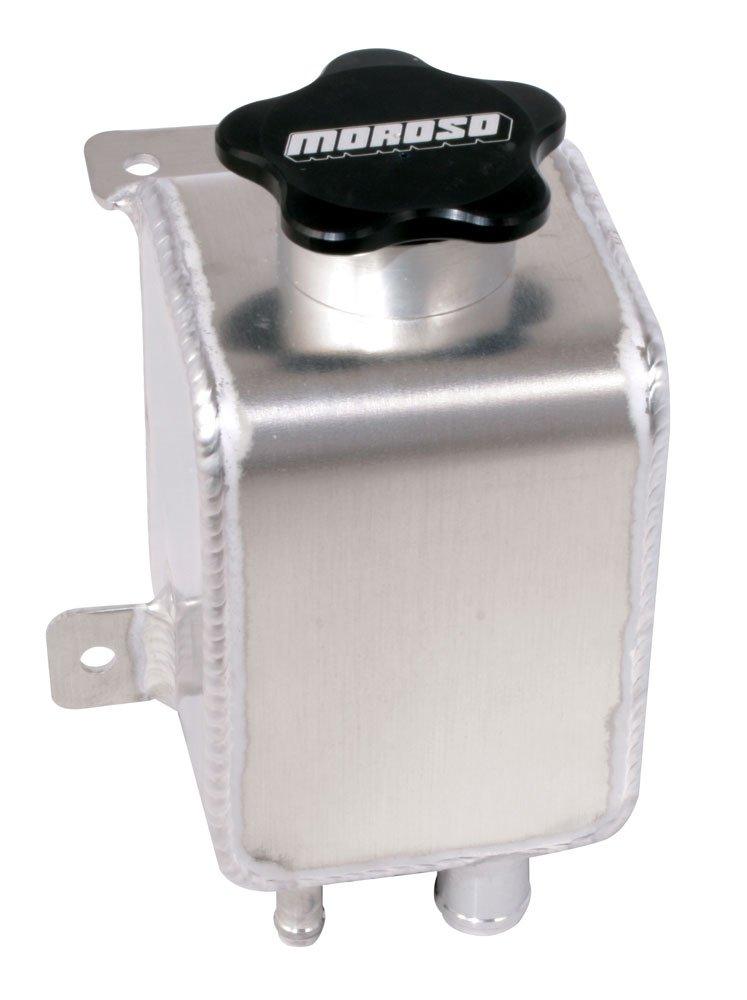 Moroso 63490 Power Steering Tank for Mustang