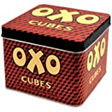 Oxo Storage Tin - Oxo (Cubes) - comes empty