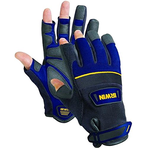 IRWIN Tools Carpenter Gloves, Extra-Large - Glove Plus Carpenter