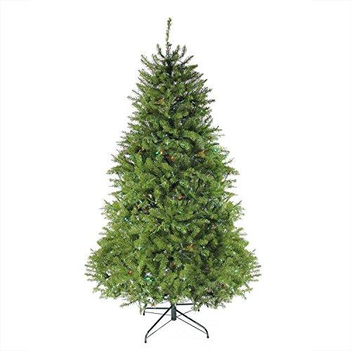 6.5' Pre-Lit Innsbruck Fir Full Artificial Christmas Tree...