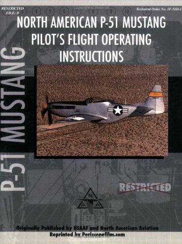 P-51 Mustang Pilot's Flight Manual - Mustang P-51 Pilots