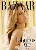 Harper's Bazaar Magazine (October, 2010) Drew Barrymore Cover