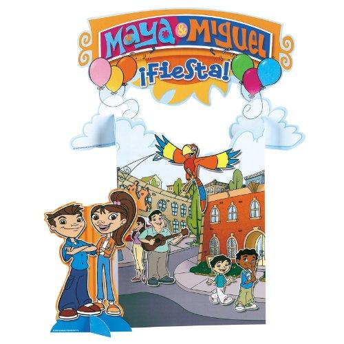 Maya And Miguel Centerpiece (1ct)