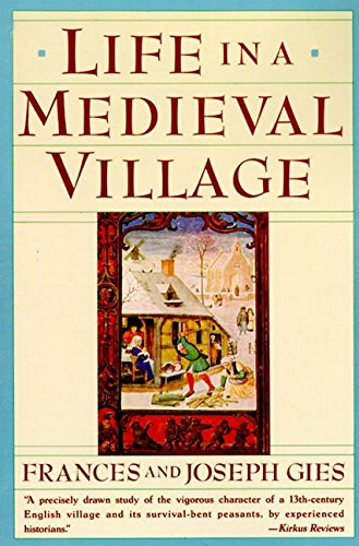 Life in a Medieval Village (Best Medieval Castles In Europe)