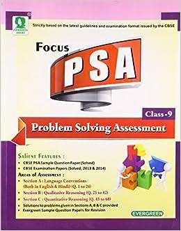 Psa Book Of Class 9