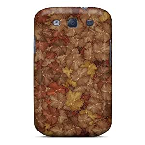 Hot CvidsBy7681tMYXv Leaves 16369 Tpu Case Cover Compatible With Galaxy S3