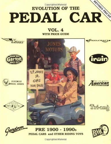 Evolution of the Pedal Car Vol. 4
