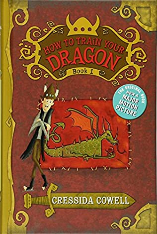 book cover of How to Train Your Dragon