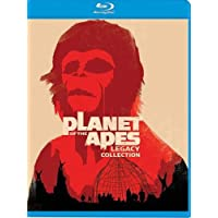 Planet of the Apes: 5 Film Collection on Blu-ray