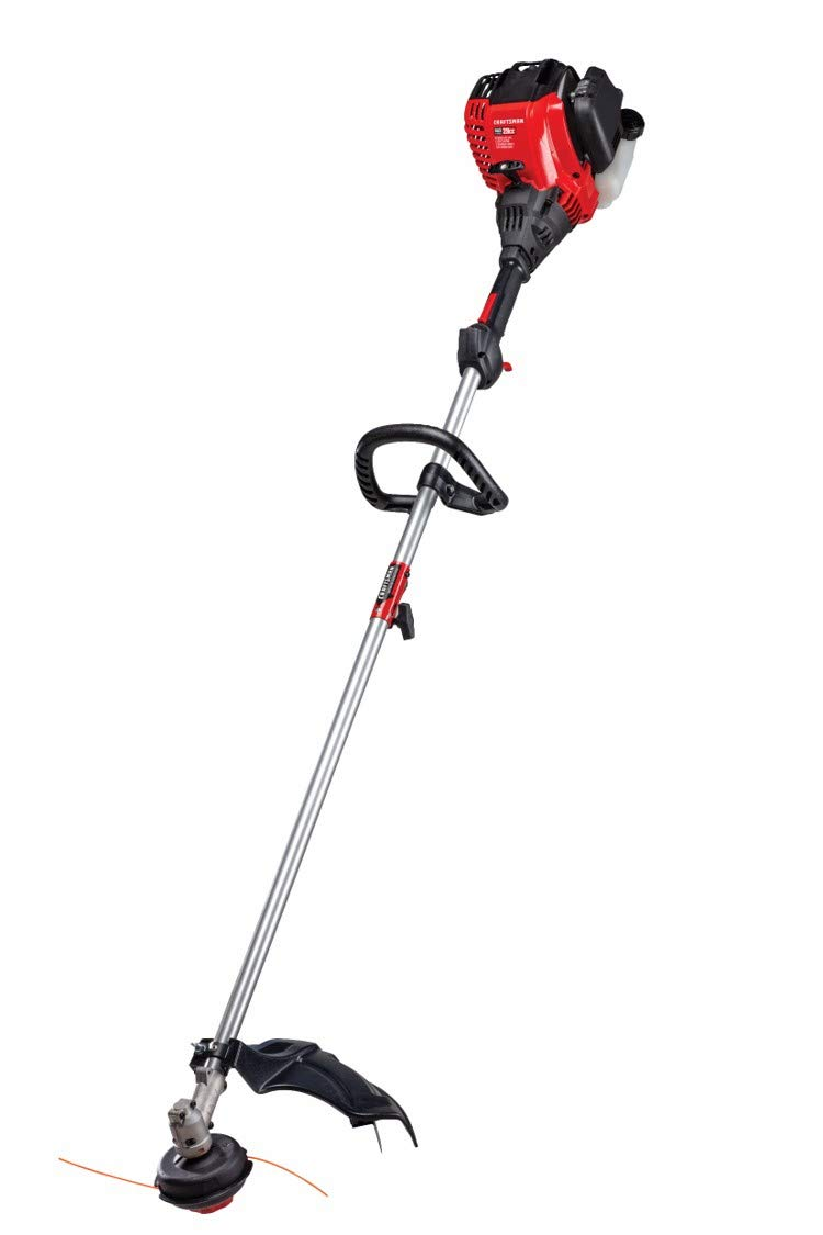 Craftsman CMXGTAMD29SS 29cc, 4-Cycle 17-Inch Attachment Capable Straight Shaft WEEDWACKER Gas Powered String Trimmer