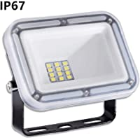 10W Proyector LED exterior IP67 Impermeable Foco exterior
