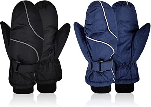 Kids Gloves Winter Thermal Warm Children Mittens Ski Waterproof Sports Snowboard