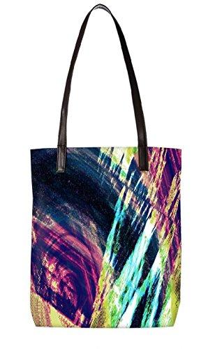 Snoogg Strandtasche, mehrfarbig (mehrfarbig) - LTR-BL-3159-ToteBag