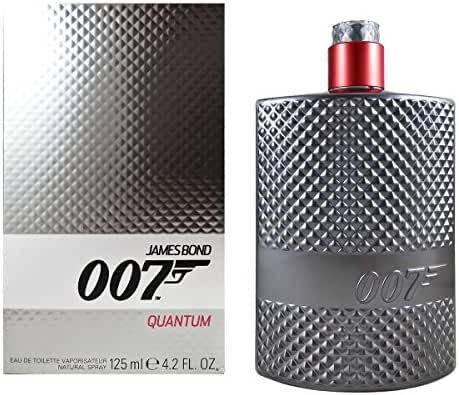 007 Fragrances James bond 007 quantum, 4.2 Ounce