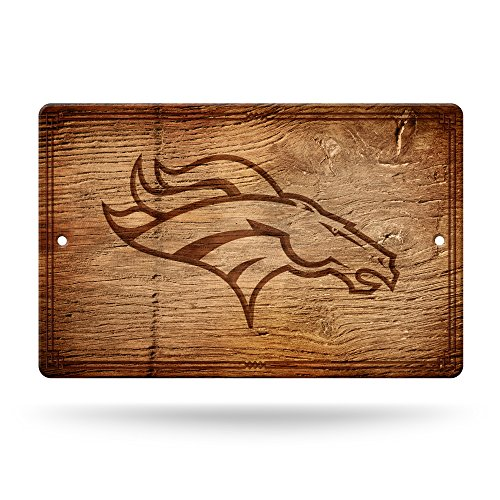 NFL Denver Broncos Fantique Wall Sign