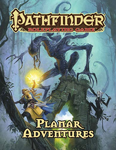 Pdf Science Fiction Pathfinder Roleplaying Game: Planar Adventures