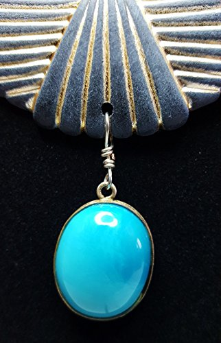 Egyptian Statement Necklace ~ Roaring 20's Bib Necklace ~ Great Gatsby Style Blue Necklace ~ Art Deco Wings Of Isis Larimar Necklace - Gatsby Canada